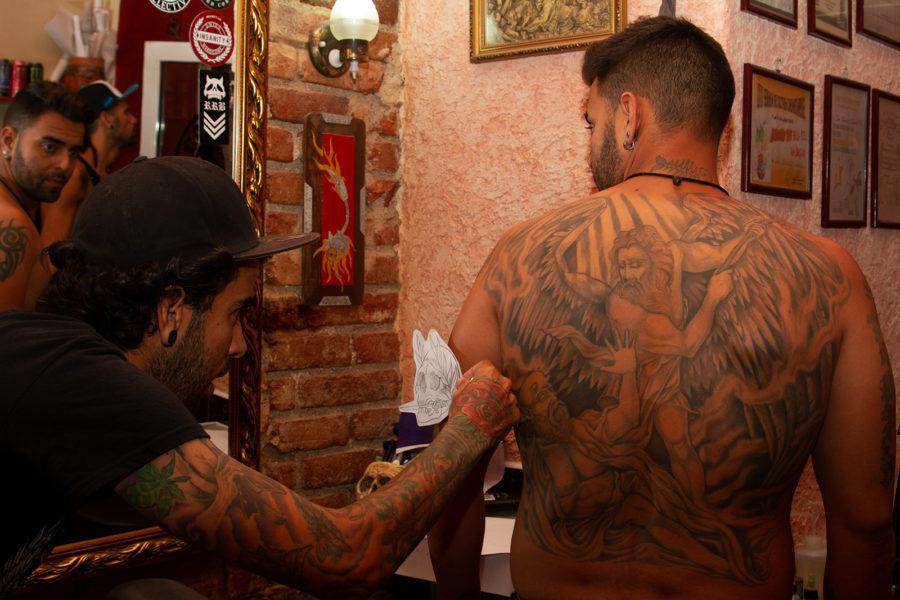 Los Tatuadores de Cuba – 01
