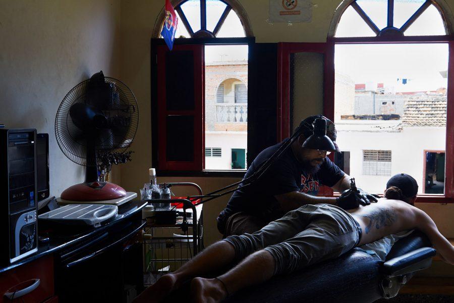 Los Tatuadores de Cuba – 12